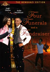Four Funerals and a Fundraiser