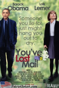 You Lost Mail