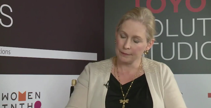 Flashback: Kirsten Gillibrand defended hoax rape stories