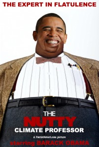 The Nutty Climate Professor
