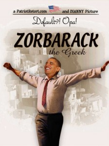 Zorbarack the Greek
