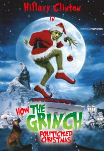 How the Grinch Politicized Christmas
