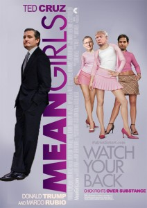 Mean Girls Cruz