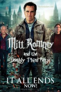 Mitt Romney and the Deathly Third Party