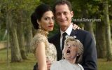 Huma knows she's in trouble