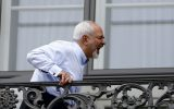 Javad Zarif isn't smiling anymore