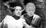 Hillary's Halloween costume idea sure to terrify millions