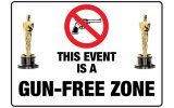 Make the Oscars a Gun-Free Zone