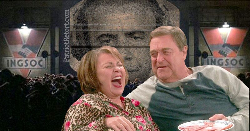 Roseanne Distraction