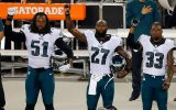 Eagles fail to own Trump so now they're miffed