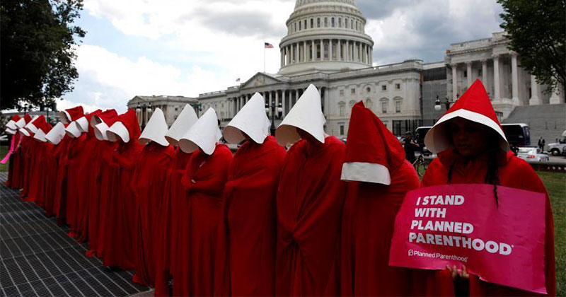 Handmaids of Government