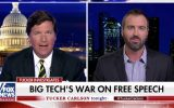 Tucker Carlson invites Jesse Kelly back on
