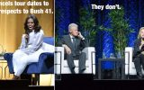 Even Michelle Obama has more class than the Clintons
