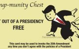 "The 25th isn't some ""Get out of a Presidency Free"" card"