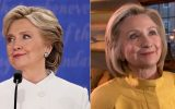 Is Hillary Trump's Portrait of Dorian Gray?