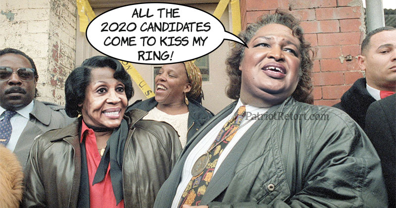 The Female Al Sharpton and James Maxine Brown