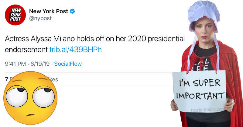 The coveted Milano Endorsement