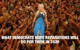 Reparations: A cynical vote-buying scheme