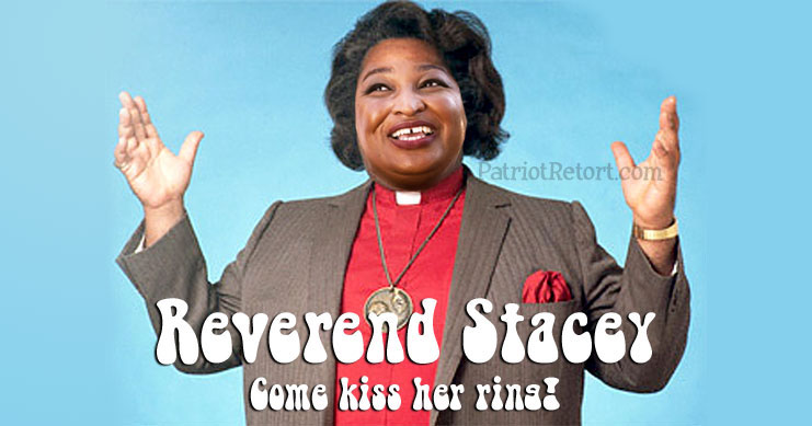 Stacey Abrams is becoming the Female Al Sharpton