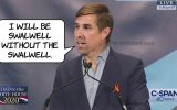 Beto Swalwell: Same losing ideas but with twice the arm flailing
