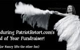 Patriot Retort's 2019 End of Year Fundraiser