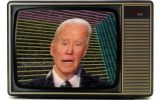 Virtual Joe Biden lacks signal strength