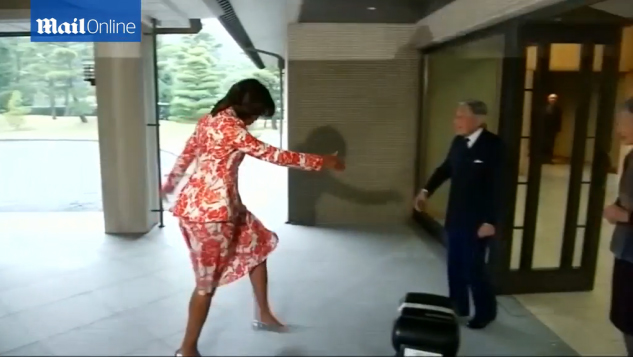 My favorite Michelle Obama moment