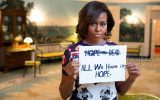 Hope or no hope: make up your mind, Michelle!