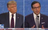 Did Chris Wallace replace Biden as the Democrat nominee?